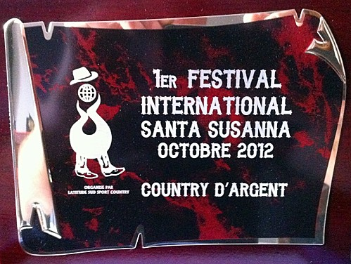 country d'argent Santa Susanna the partners